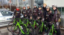 Team Gauss, domani il debutto in Liguria