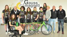 Team Gauss in gara a Cittiglio