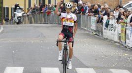 Antonio Tiberi vince anche nel Memorial Puccetti
