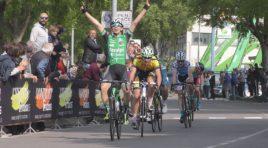Alessio Bonelli allo sprint nel 41° Trofeo Zinelli