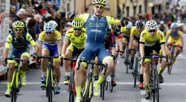 Federico Molini vince a Turano