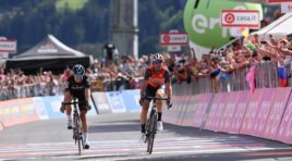 Nibali vince la tappa Regina del Giro 100