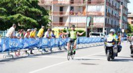 Rabozzi è il sessantanovesimo vincitore della Coppa Giacosa