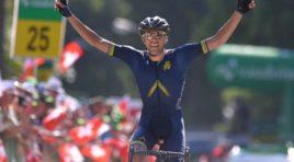 Giro di Svizzera 2017, impresa di Warbasse, Caruso nuovo leader