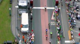Giro di Svizzera 2017, impressionante Sagan! Caruso resta in giallo