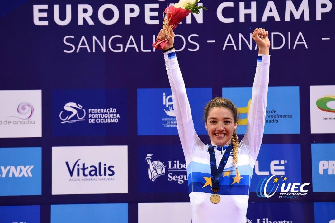 EUROPEI PISTA: Fidanza oro, Pattaro e Gazzoli bronzo