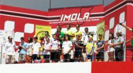 GP Fabbi Imola,assolo di  Gabriele Casalini