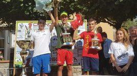 Chiocchini è campione toscano della montagna, vittoria assoluta di Porta