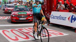 Vuelta a España 2017, assolo di Lutsenko