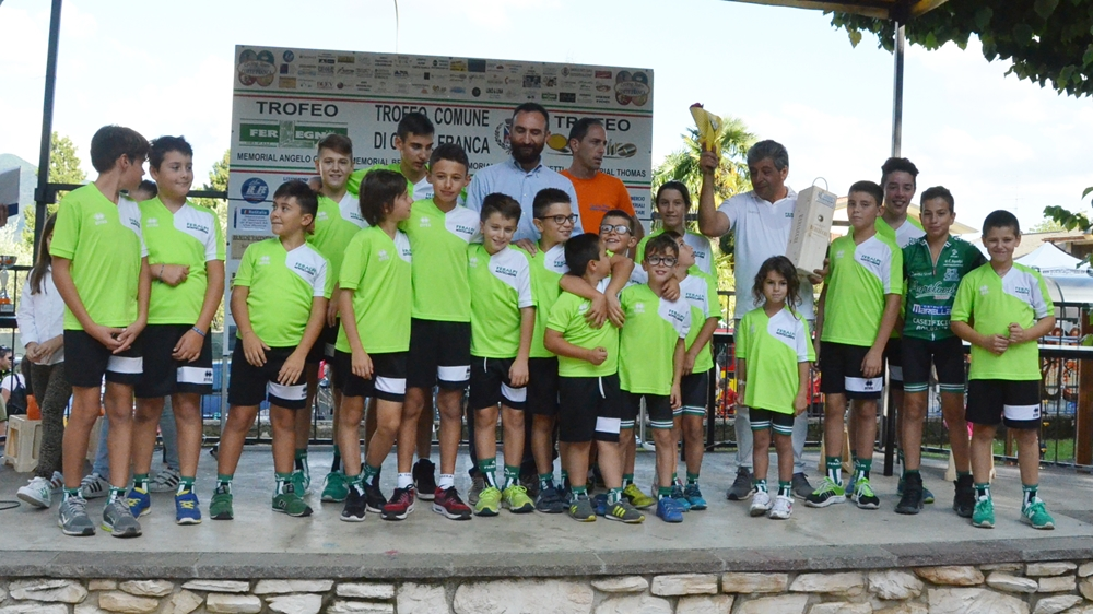 "Colombaro – ""Trofeo Cycling Team Corte Franca"" tutte le classifiche"