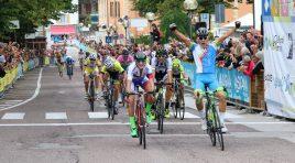 Filippo Borello  allo sprint la Coppa di Sera Eso1° anno