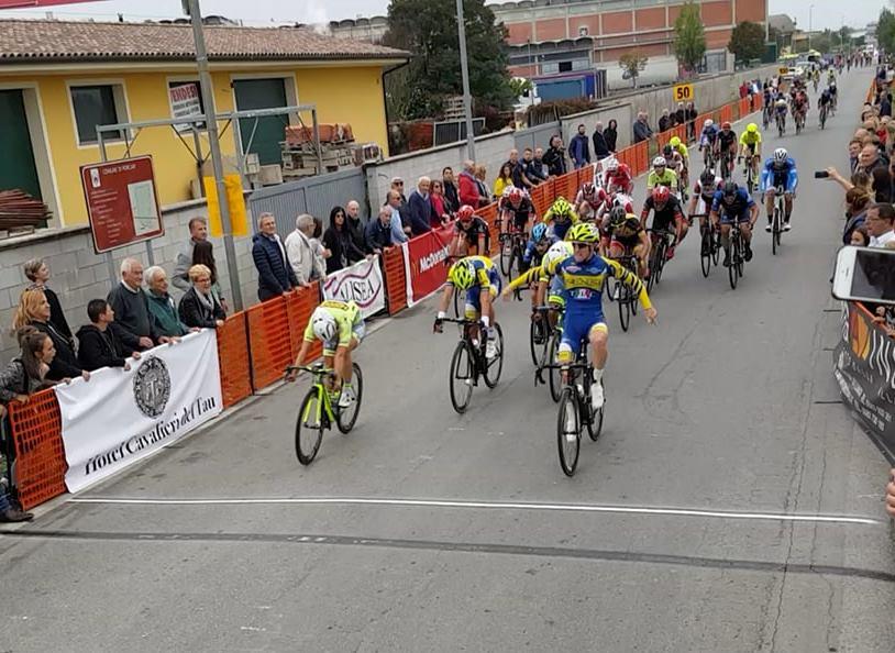 A Mirco Sartori il Linas Rumsas Cycling Day
