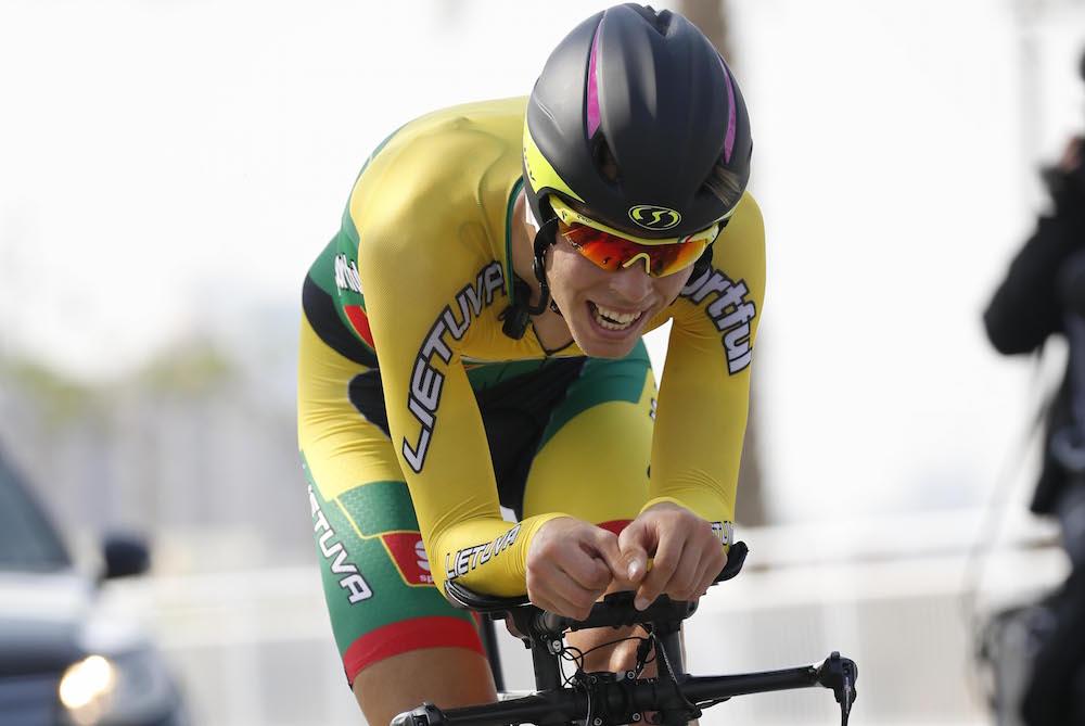 Doping: positivo Raimondas Rumsas, sospeso in via cautelare