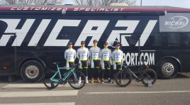 Biotraining Cycling Team, a Bologna tornano gli under23