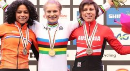 Campionato del Mondo ciclocross, Evie Richardsvince tra le donne under23