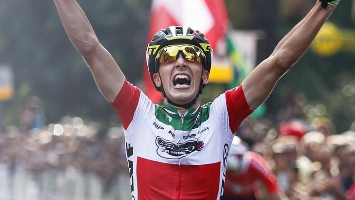 Campione Italiano Samuele Rubino con un finale strepitoso vince il Trofeo Buffoni