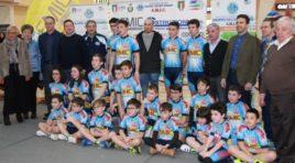 Inizio dell'attività nelle scuole per il gruppo ciclistico Bosaro Emic