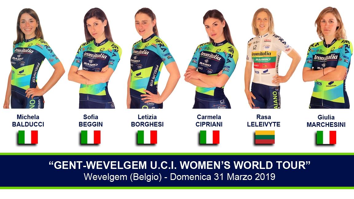 """Con la """"Gent-Wevelgem"""" scatta la Campagna del Nord"""