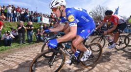 Philippe Gilberte e  DECEUNINCK  QUICK  STEP dominano la Parigi-Roubaix