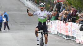 Matteo Sobrero conquista la 60^ Coppa Fiera di Mercatale