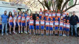 Team Nuvolento 2019, tutto pronto per la nuova stagione