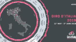 Saranno 176 i partecipanti al Giro d'Italia 2019