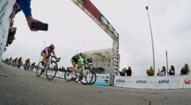Sara Fiorin a Telgate, podio Roccato e Redaelli
