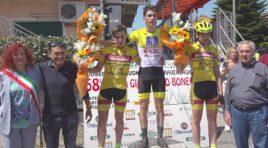 Sprint vincente di Lorenzo Conforti nella Coppa  Bonechi