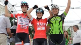 Valentina Basilico sprint vincente a Bedizzole