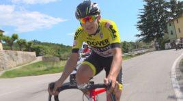Matteo Regnanti vince in solitaria il 1° Trofeo Monsummano-Valdibrana