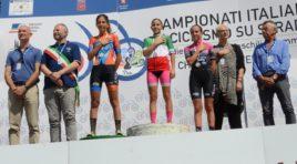 Beatrice Temperoni conquista anche il Tricolore strada