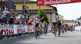 Ricardo Perani sprint a  Genivolta il 20° Memorial Marco Noci