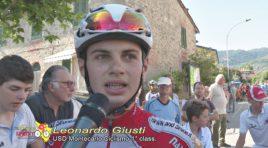 Leonardo Giusti ottiene rompe il ghiaccio nella 57^ Coppa Lando Vinicio Giusfredi