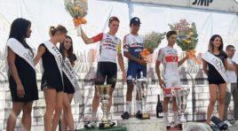 Santiago Sanchez Buitrago nel  59° Trofeo Comune di Lamporecchio