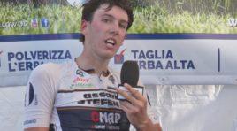Riccardo Pollini vince in solitaria a Chiesanuova Uzzanese