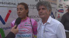 Giro di Toscana Femminile, subito Arlenis Sierra