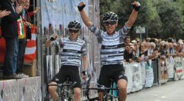 Dominio Team Friuli, vince Mattia Bais davanti a Giovanni Aleotti